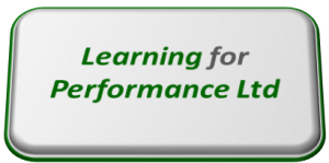 Talent Dynamics - Learning for Performance submitted by Neville Pritchard Talent Dynamics Performance Consultant