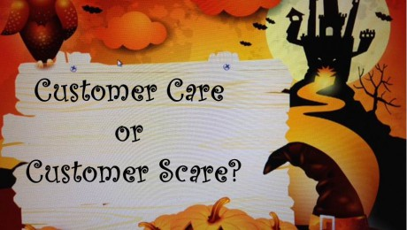 customer scare